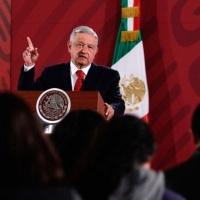 Gertz Manero podría recibir hoy a padres de Guardería ABC: López Obrador.