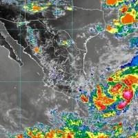 Continuarán lluvias en México por ''Cristóbal''